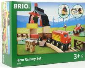 BRIO 33719 Farm railway set